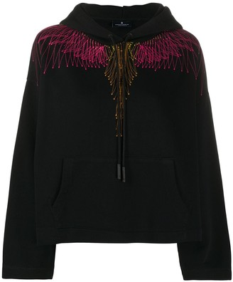 Marcelo Burlon County of Milan Wings relaxed hoodie