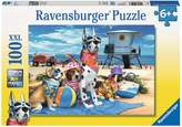 Ravensburger No Dogs on the Beach Puzzle - 100 Pieces