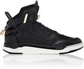 "Buscemi Men's ""B Court"" Sneakers-BLACK"