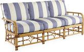 Lane Venture Mimi 78 Striped Sofa, Periwinkle