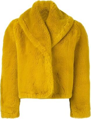 Jean Paul Gaultier Pre Owned Faux Fur Jacket