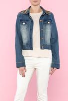 AZI Embellished Jean Jacket