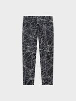 DKNY Prism Print Cropped Legging