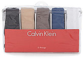 Calvin Klein Invisible Seamless Thong 5-Pack