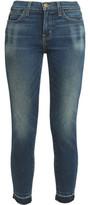 Current/Elliott The Highwaist Stiletto Skinny Jeans