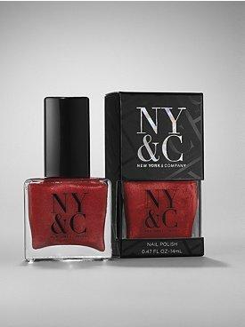New York & Co. NY&C Nail Polish - Cerise Desire