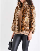 MICHAEL Michael Kors Faux-fur jacket