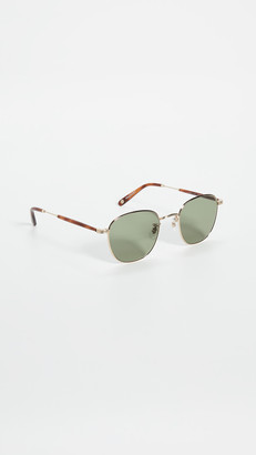 Garrett Leight World 49 Sunglasess