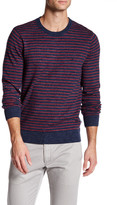 Nautica Long Sleeve Striped Sweater