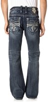 Rock Revival Men's Tripp B203 Boot Cut Jeans