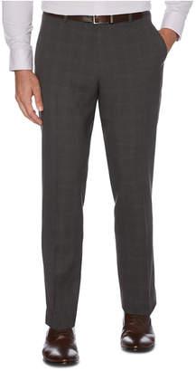 Perry Ellis Portfolio Men Modern-Fit Performance Stretch Heathered Dress Pants