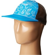 The North Face Kids - Youth Cross Stitch Trucker Hat Caps