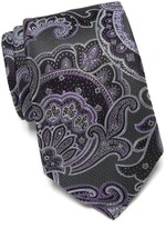 Thumbnail for your product : Nordstrom Doyle Paisley Extra Long Silk Tie