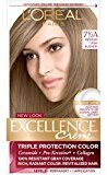 L'Oreal Excellence Creme, 7.5A Medium Ash Blonde, (Packaging May Vary)