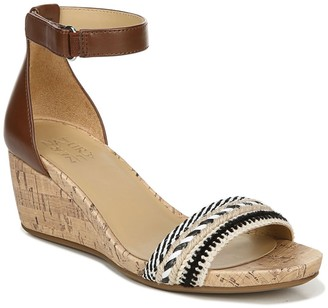 Naturalizer Areda Wedge Sandal - Wide Width Available