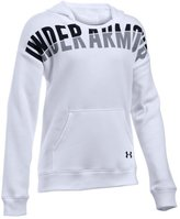 Under Armour Girls' UA Favorite Fleece Hoodie