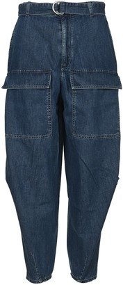 Stella McCartney Flap Pocket Jeans