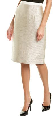 Oscar de la Renta Pencil Skirt