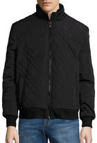 Calvin Klein Quilted Bomber Jacket