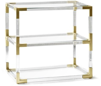 Jonathan Adler Jacques Two-Tier Side Table