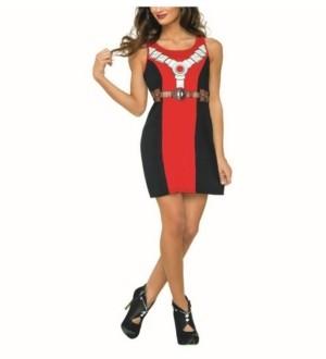 BuySeasons BuySeason Women's Deadpool 2 Classic Deadpool Tank Dress