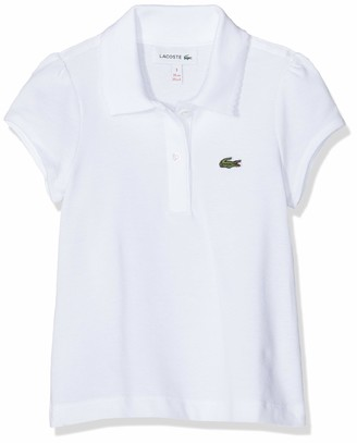 Lacoste Girls' PJ3594 Polo Shirt