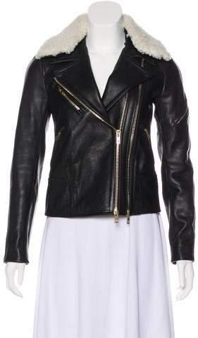 2e09f2562907c Rag & Bone Shearling Jacket - ShopStyle