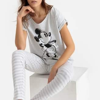 Mickey Printed Pyjamas