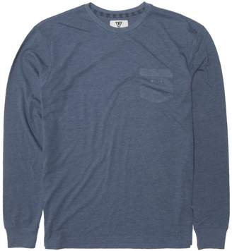 VISSLA Vintage Heather Long-Sleeve Shirt - Men's