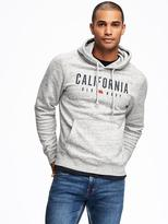 Old Navy Logo-Graphic Pullover Hoodie for Men