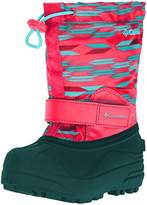 Columbia Kids' Childrens Powderbug Forty Print-K Snow Boot