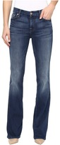 7 For All Mankind Kimmie Boot in Rich Coastal Blue Women's Jeans