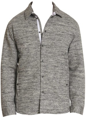 Robert Graham Roxton Cotton Slub Knit Jacket