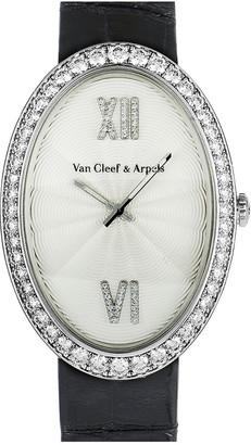 Van Cleef & Arpels Women's Leather Watch