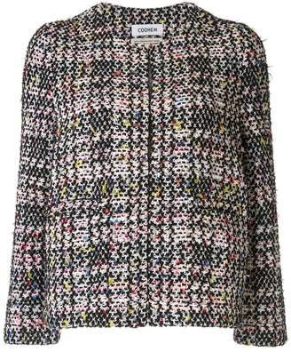 Coohem autumn tweed jacket