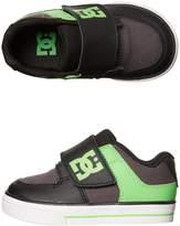 DC Tots Boys Pure V Ii Shoe Grey