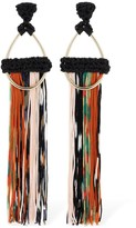Missoni Fringed Earrings