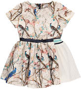 No Added Sugar Mixed Feelings Bird Dress
