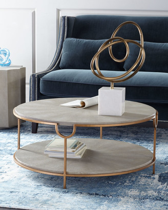 REGINA ANDREW Chaz Tiered Coffee Table