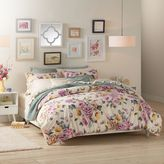 Lauren Conrad Rose Garden Duvet Cover Set