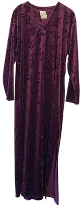 Saks Fifth Avenue Purple Dress for Women