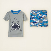 Children's Place Shark cotton pjs