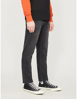 Acne Studios River regular-fit tapered jeans