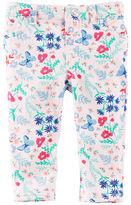 Osh Kosh Printed French Terry Pants