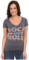 Rock and Roll Cowgirl Short Sleeve T-Shirt 49T7219
