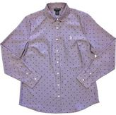 U.S. Polo Assn. Women's Polka Dot Button Down