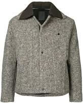 Craig Green speckled collared jacket