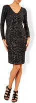 Monsoon Karlie Sequin Dress