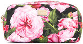 Dolce & Gabbana floral print make-up bag - women - Nylon - One Size