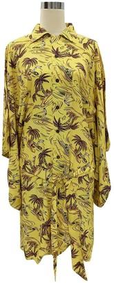 R 13 Yellow Dress for Women